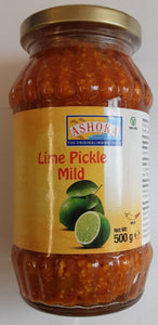 Ashoka Lime Pickle Mild 500g