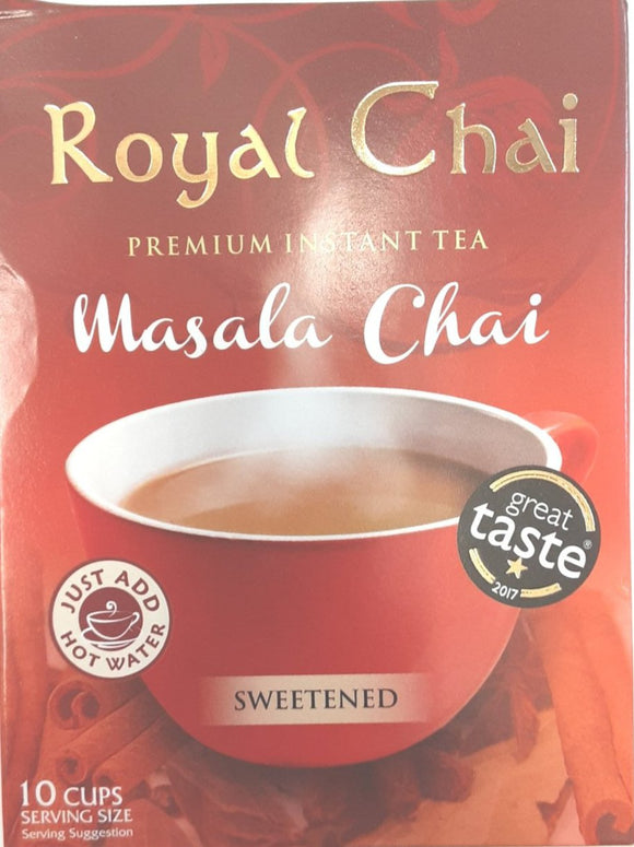 Royal Chai Masala Sweetened  220g