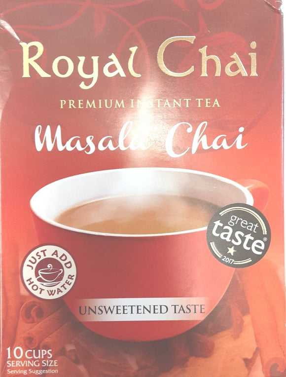 Royal Chai Masala Unsweetened 180g