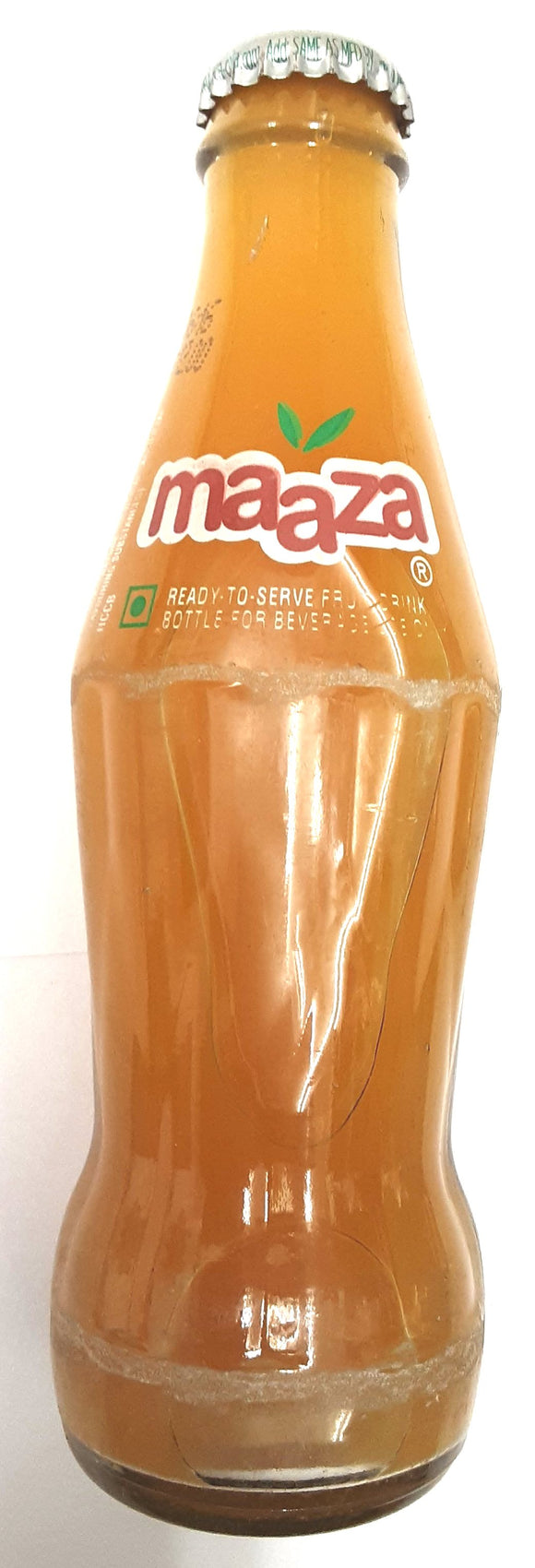 Maaza Glass Bottle 200ml