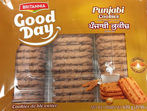 Britannia Good Day Punjabi Cookies 620g