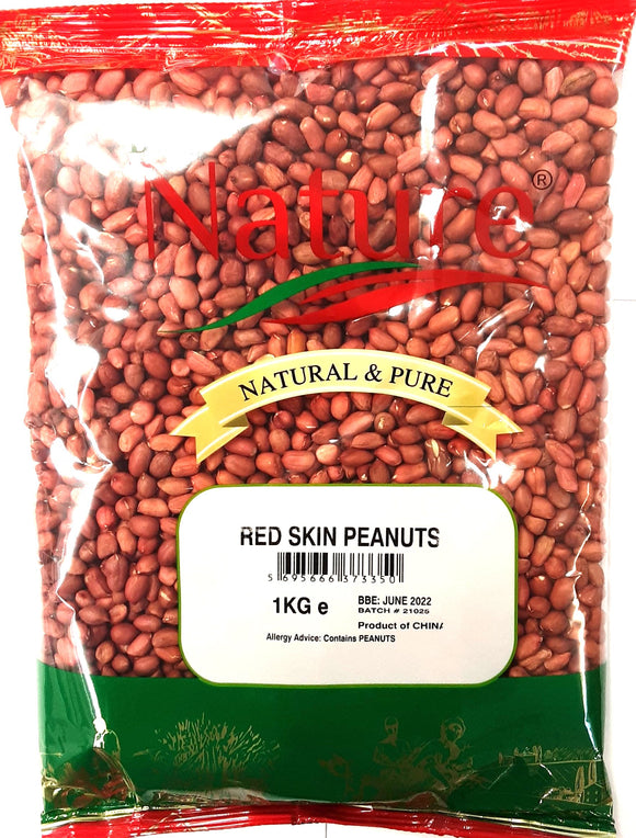 Dr Nature Red Peanuts 1kg