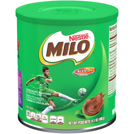 Nestle Milo Chocolate Flavoured Malted Drinking Powder 400g