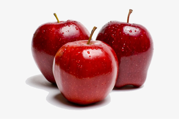 Apple Red USA x 4 - ExoticEstore