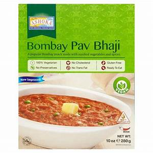 Ashoka Bombay Pav Bhaji 280g PM 2 For £2
