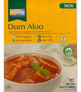 Ashoka Dum Aloo 280g PM 2 For £2