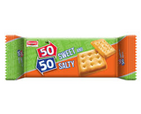 Britannia 5050 Crackers Sweet and Salty 62g
