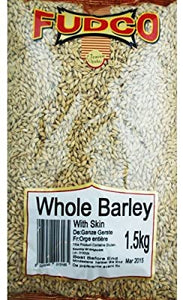 Fudco Whole Barley With Skin 1.5kg - ExoticEstore