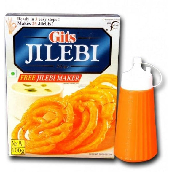 Gits Jalebi Mix Kit 100g
