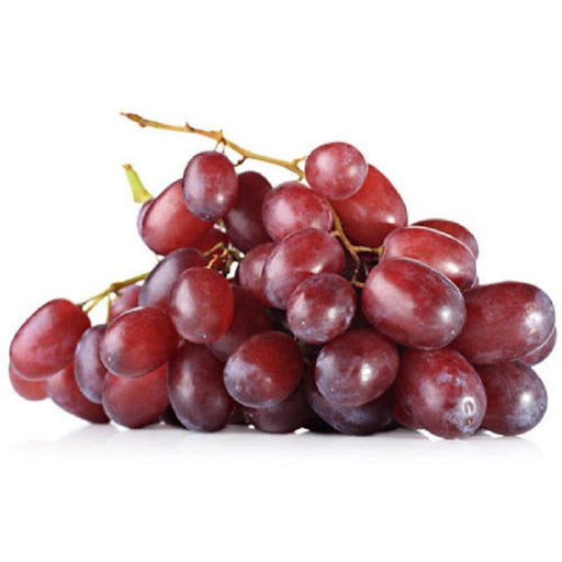Grapes Red Seedless 500g - ExoticEstore