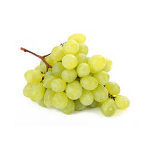 Grapes White Seedless 500g - ExoticEstore