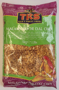 TRS Malawi Toor Dal Oily 1 kg - ExoticEstore