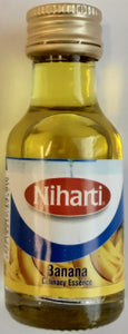 Niharti Banana Culinary Essence 28ml - ExoticEstore