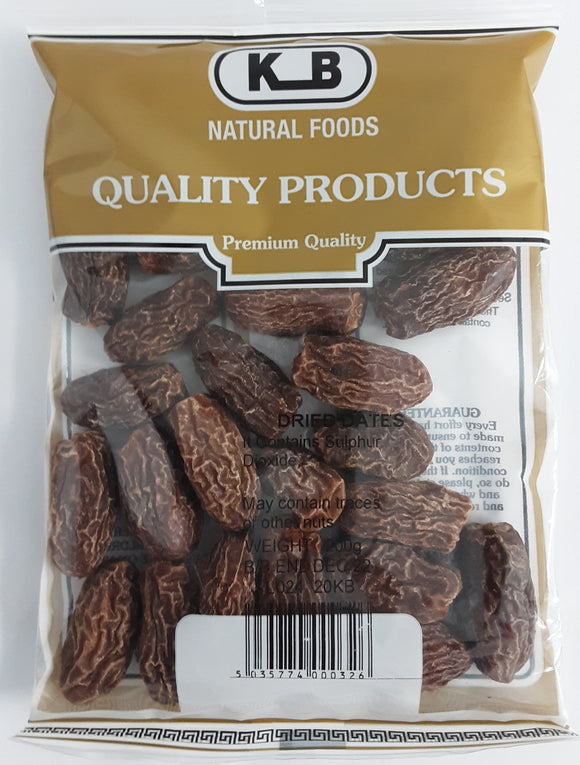 KB Dried Dates 200g - ExoticEstore