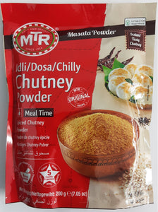 MTR Idli Dosa Chilly Chutney Powder 200g - ExoticEstore