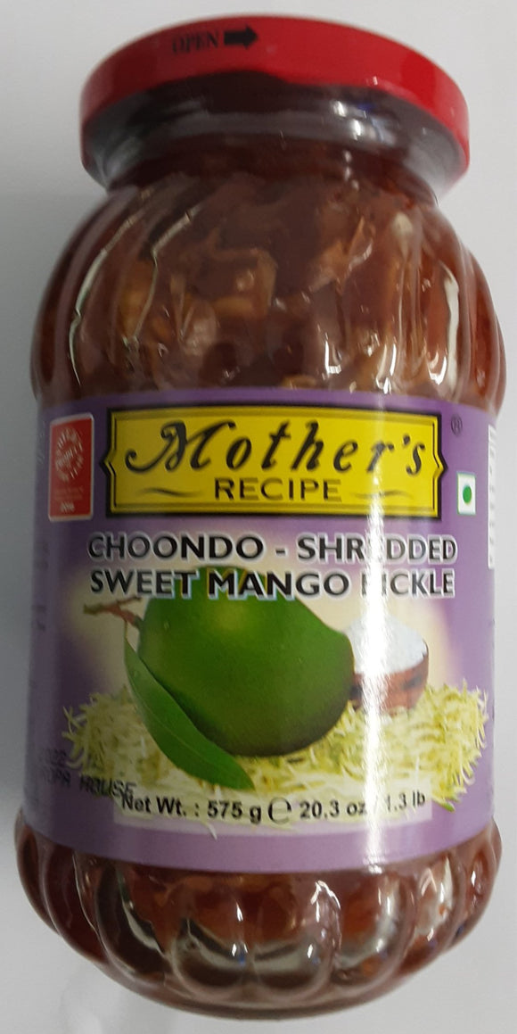 Mother's Sweet Mango Pickle 575g - ExoticEstore