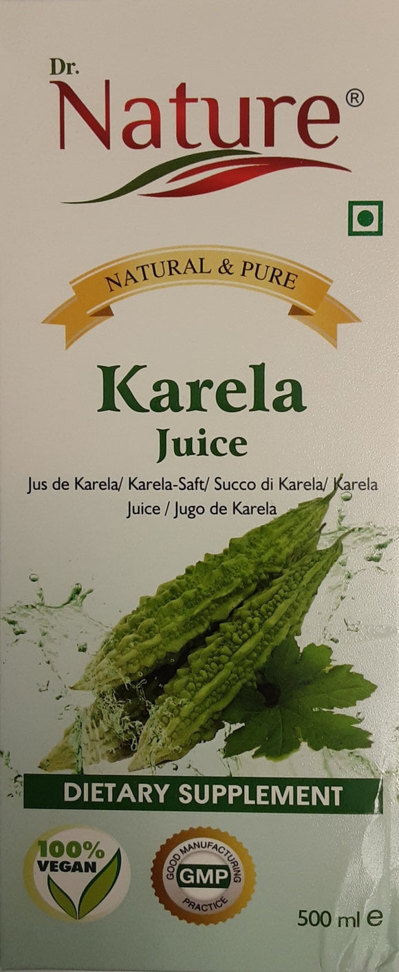 Dr Nature Karela Juice 500ml - ExoticEstore