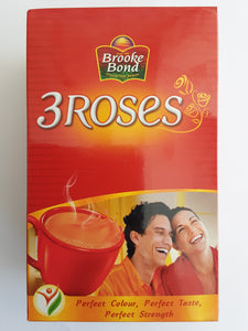 Brooke Bond 3 Roses Tea 500g - ExoticEstore
