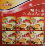 Mukti Instant Tea Pre Mix Masala Sweetened 10 Servings 220g - ExoticEstore