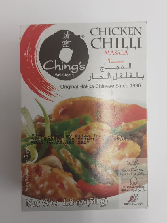Ching's Chicken Chilli Masala 50g - ExoticEstore
