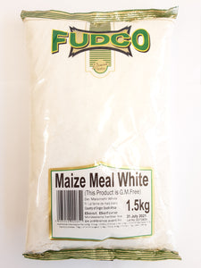 Fudco Maize Meal White 1.5kg - ExoticEstore