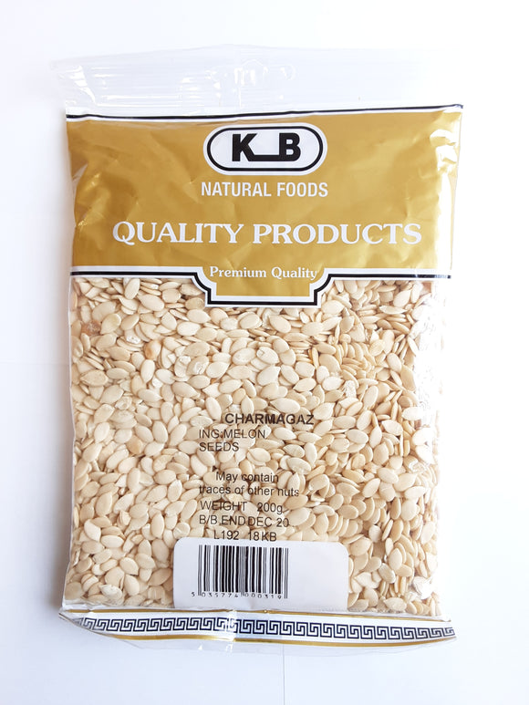 KB Charmagaz Melon Seeds 200g