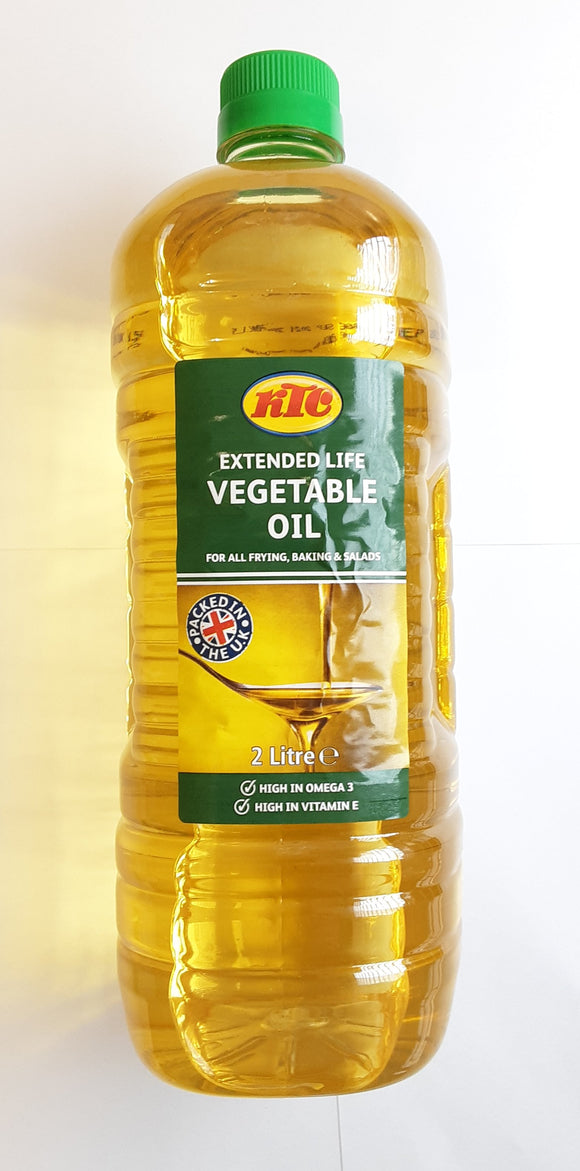 KTC Extended Life Vegetable Oil 2 Ltr