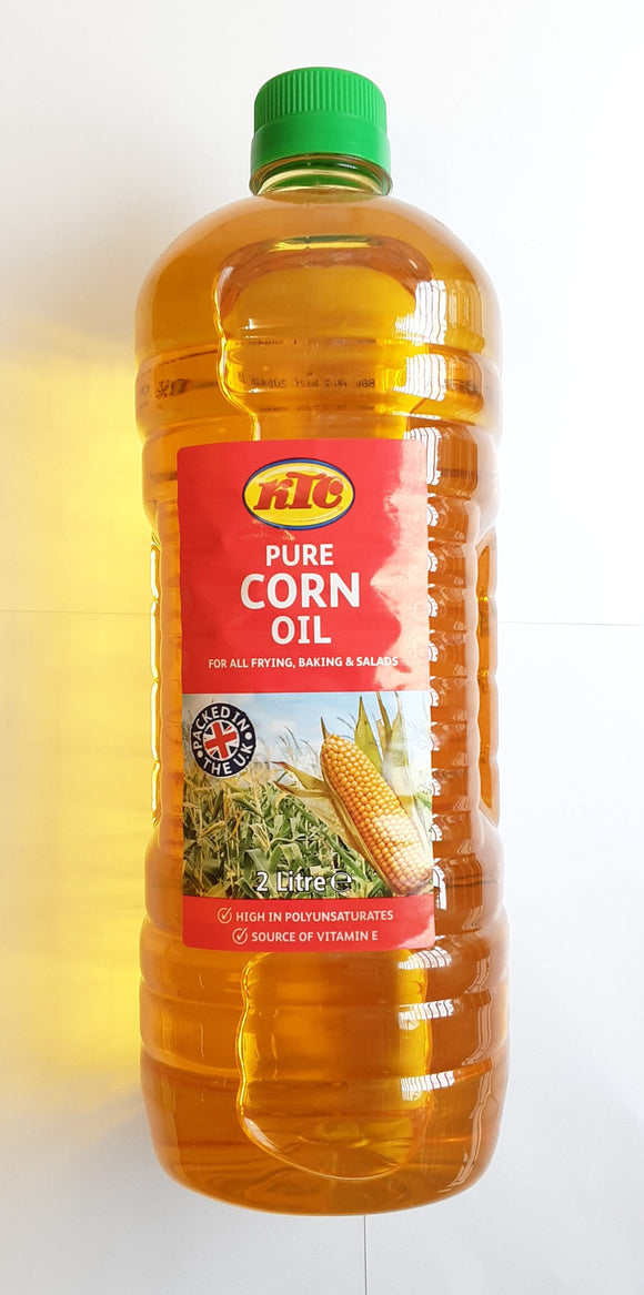 KTC Pure Corn Oil 2 Ltr