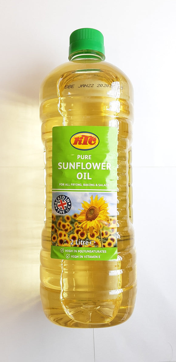 KTC Pure Sunflower Oil 2 Ltr