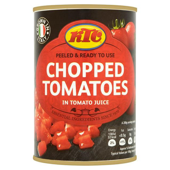 KTC Chopped Tomato 400g - ExoticEstore