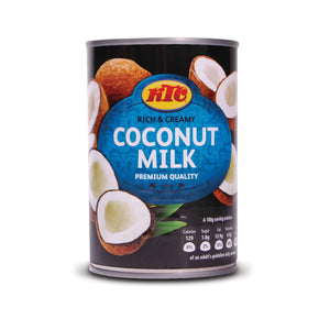 KTC Coconut Milk 400ml - ExoticEstore