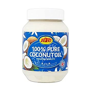 KTC Coconut Oil 500ml - ExoticEstore
