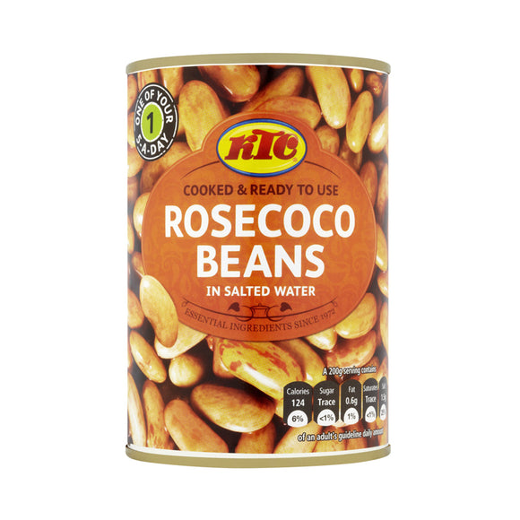 KTC Rosecoco Beans 400g - ExoticEstore