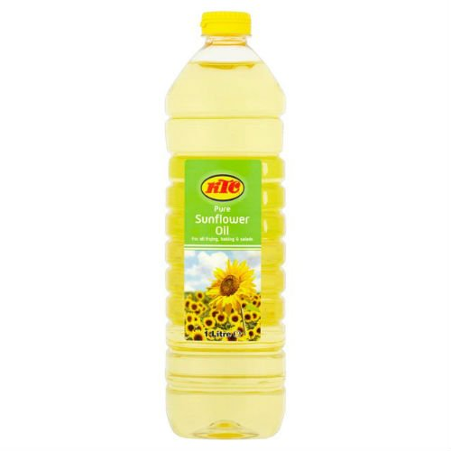 KTC Sunflower Oil 1Ltr - ExoticEstore