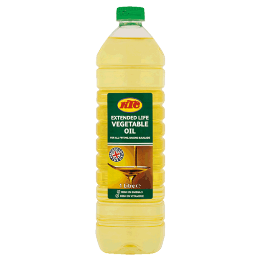 KTC Vegetable Oil 1Ltr - ExoticEstore
