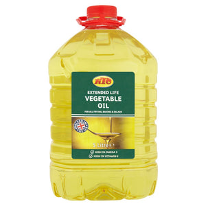 KTC Vegetable Oil 5 Ltr - ExoticEstore