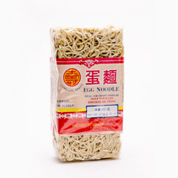 Long Life Egg Noodles 250g - ExoticEstore