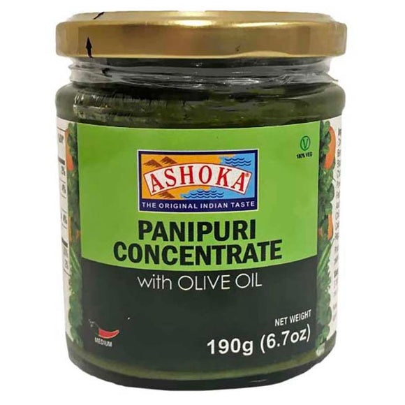 Ashoka Concentrate Panipuri Medium 190g