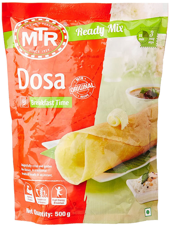 MTR Instant Dosa Mix 500g - ExoticEstore