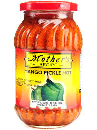 Mothers Mango Pickle (Hot) - 300g - ExoticEstore