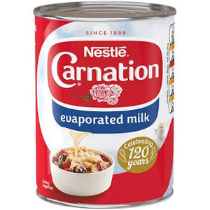 Nestle Carnation Evaporated Milk 410g - ExoticEstore