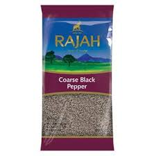 Rajah Black Pepper Coarse 400g - ExoticEstore