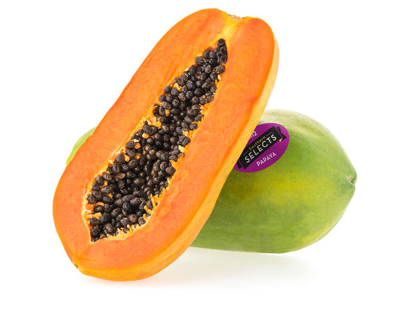 Papaya Ripe Large x 1