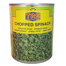 TRS Chopped Spinach - 795g - ExoticEstore