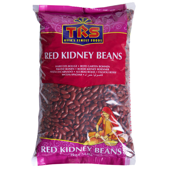 TRS Red Kidney Beans 2kg - ExoticEstore