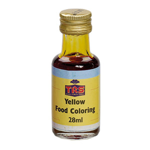 TRS Yellow Food Colouring 28ml