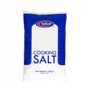 Top Op Cooking Salt 1.5kg - ExoticEstore