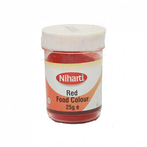 Niharti Food Colouring Red 25g - ExoticEstore