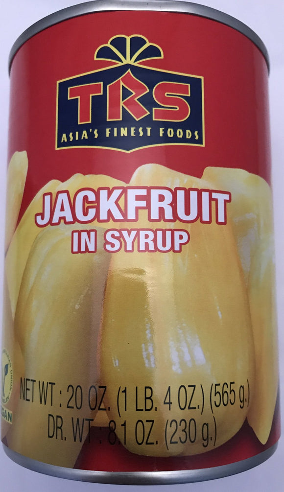 TRS Jackfruit In Syrup - 565g - ExoticEstore