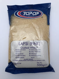 Top Op Lapsi Fine Crushed Wheat 500g - ExoticEstore